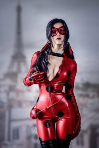 Contagious Reverie as Miraculous Ladybug