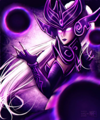 Syndra from Iahfy