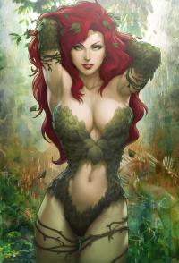 Poison Ivy from Stanley Lau