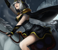 Ashe from Ly Thai