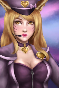 Ahri/Popstar from Nindei
