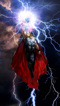 Thor from John Gallagher