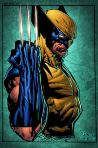 Wolverine from Marcus Odoms