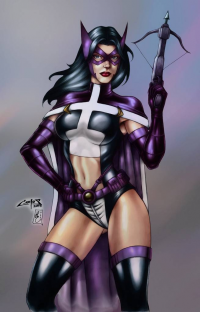 Huntress from Henrique