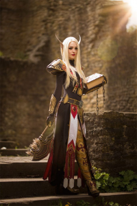 Colybree Cos as Blood Elf
