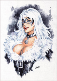 Black Cat from Candra