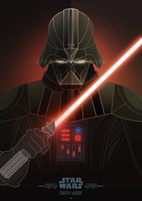 Darth Vader from Jonathan Lam
