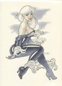 Black Cat from Mario Chavez