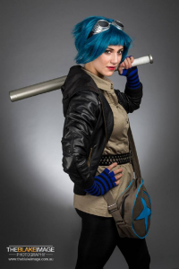 The Artful Dodger as Ramona Flowers