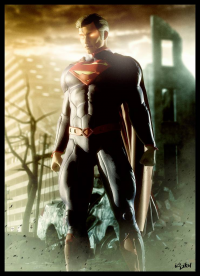 Superman from Isikol