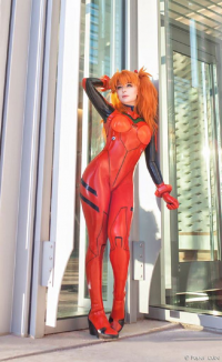 Jenna Lynn Meowri as Asuka Langley Soryu