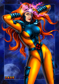 Jean Grey from Candra