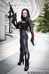 Yaya Han as The Baroness
