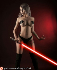 Christina Fink as Sith