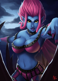 Evelynn from André Parcesepe