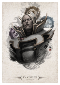 Invoker from Stanley Lau