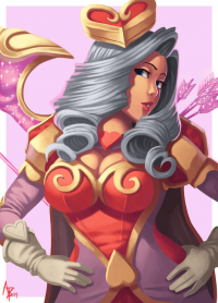 Ashe from André Parcesepe