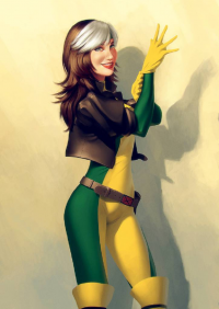 Rogue from Leandrofranci