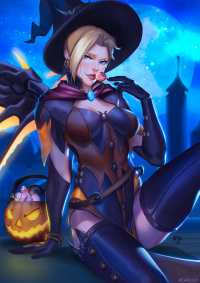 Mercy/Witch from Eva Solo