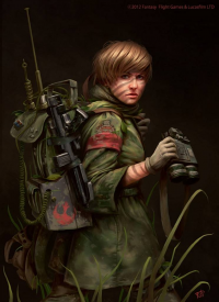 Rebel Scout von Tony Foti