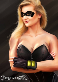 Black Canary from Fernando Neves Rocha