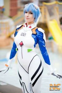 Kiki Aran as Rei Ayanami