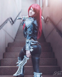 Kasai Cosplay as Katarina