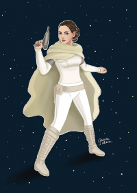 Padmé Amidala from Gabiuliana
