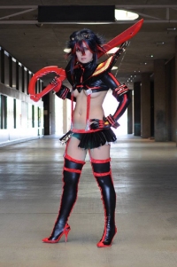 Khainsaw as Ryūko Matoi