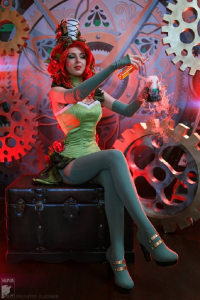 Rei Doll as Poison Ivy