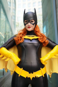 Holly Brooke as Batgirl