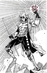 Gambit from Oliver Nome