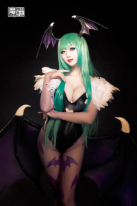 aoandou as Morrigan Aensland