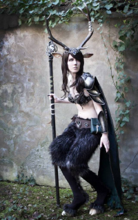 Laura Jansen as Faun