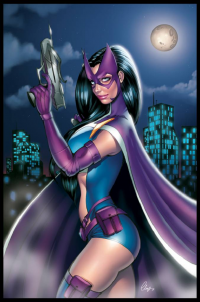 Huntress from Elias Chatzoudis