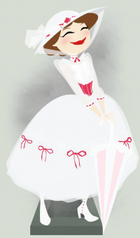 Mary Poppins from Rebecca Morel