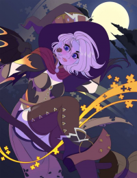 Mercy/Witch from Queenashi