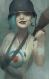 Jinx from Alex Chow