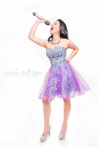Northern Belle as Katy Perry