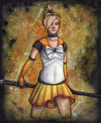 Mercy/Sailor Venus from Ruinless