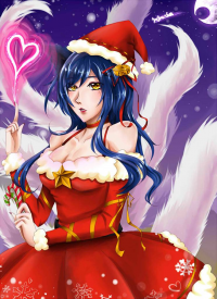 Ahri from 虹玥♥