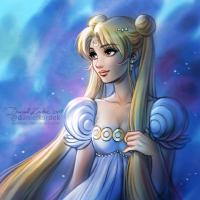 Princess Serenity from Daniel Kordek