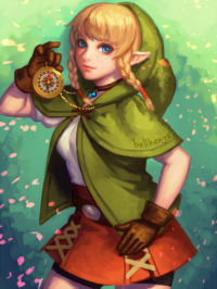 Linkle from Bellhenge