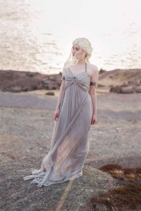 Ri Care as Daenerys Targaryen