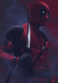 Deadpool from Yvan Quinet