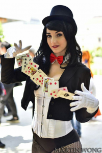 Helloiamkate as Zatanna