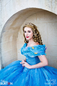 The Lazy Cosplayer as Cinderella