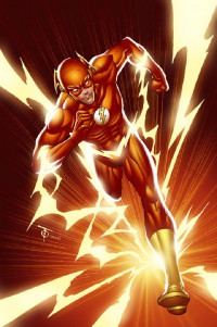The Flash from Sean Ellery