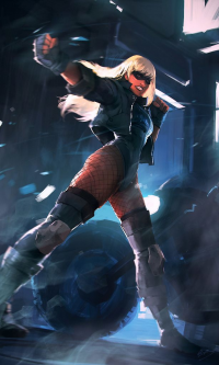 Black Canary from C780162