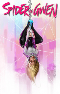 Spider Gwen from Papurrcat